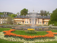 Pillnitz Palace & Park, Mountain Palace, φωτό Christoph Muench
