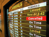 artlife rf photo of flight cancellations